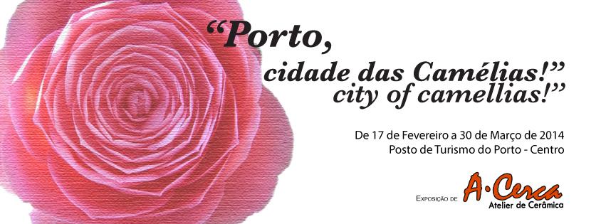 Porto, cidade das Camélias!